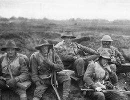 Wielka Wojna, która z założenia miała potrwać kilka miesięcy, pochłonęła miliony ofiar.