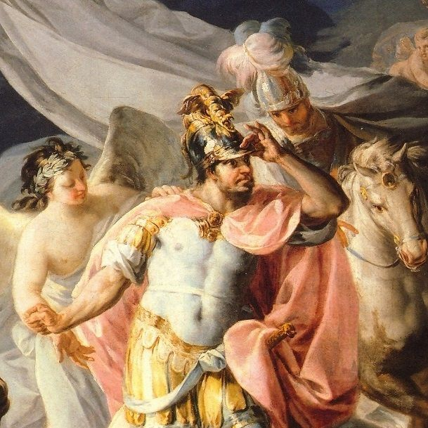 Hannibal już w młodości zaprzysiągł Rzymowi krwawą zemstę.