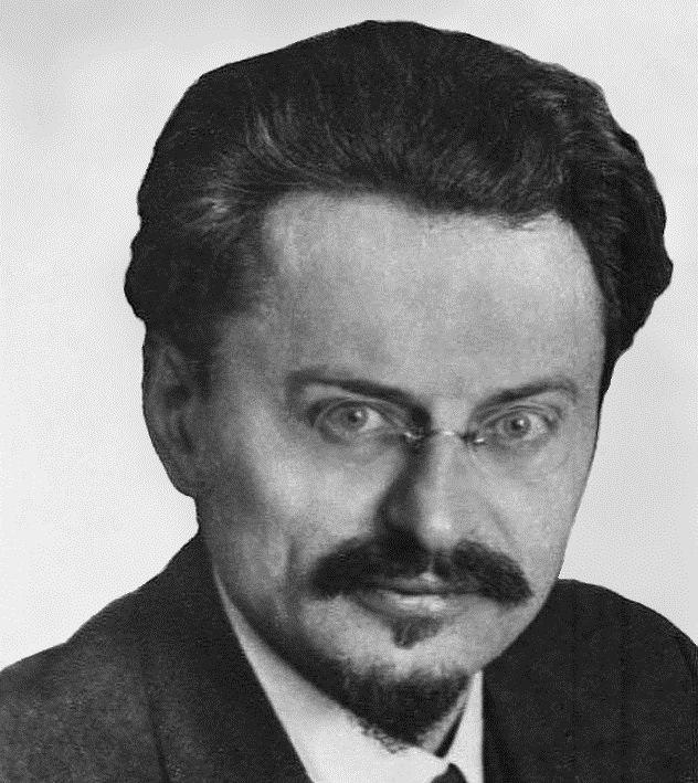 """Lew Trocki przez wiele lat był jednym z głównych współpracowników Lenina. Dopiero później został """"łajdakiem"""" i """"Judaszem""""."""