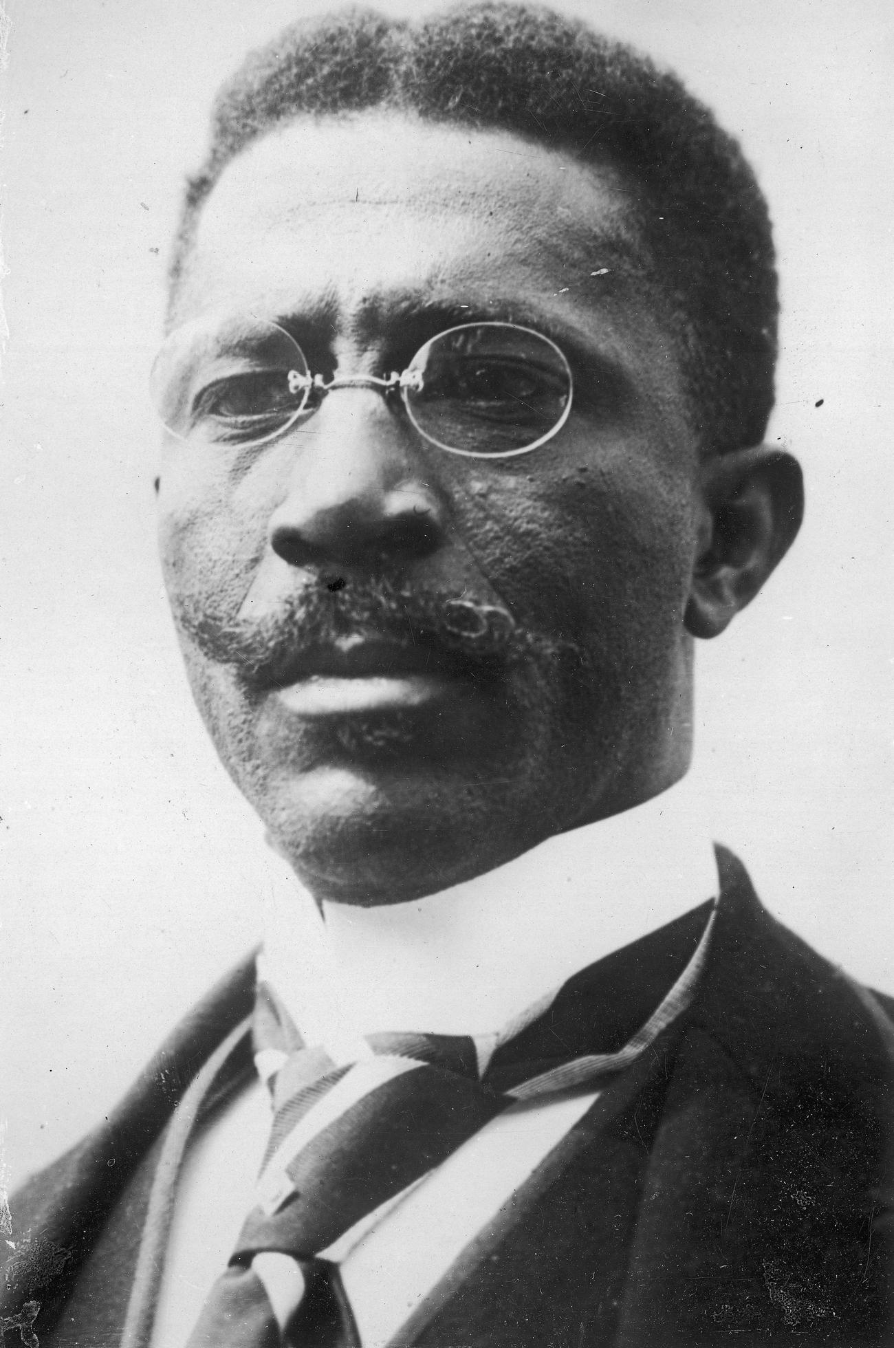 Liberyjskie elity bogaciły się na handlu niewolnikami jeszcze w latach 20. XX wieku. Na zdjęciu Charles Dunbar Burgess King, który był prezydentem republiki w latach 1920-1930.