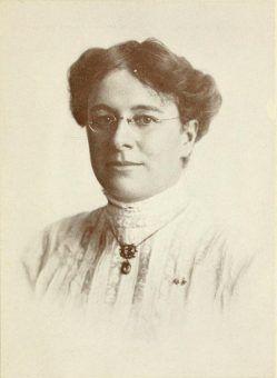 Edith Claypole stworzyła szczepionki dla żołnierzy idących na front I wojny światowej. Swoją prace przypłaciła życiem.