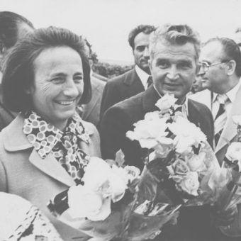 """Elena Ceaușescu zrobiła prawdziwą """"naukową"""" karierę."""