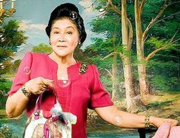 Imelda Marcos (fot. Bill Alldredge, lic. CC BY SA 3.0)
