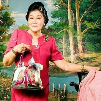 Imelda Marcos (fot. Bill Alldredge, lic. CC BY-SA 3.0)