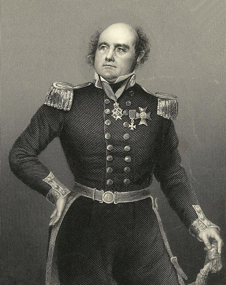 Wygłodniali członkowie wyprawy admirała Johna Franklina zjadali się nawzajem.