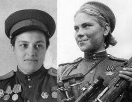 Lyudmila Pavlichenko, before title (1)
