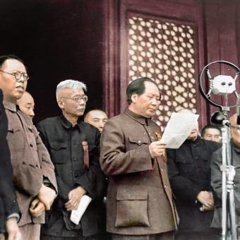 Krwawe rządy Mao Zedonga kosztowały życie dziesiątki milionów ludzi.
