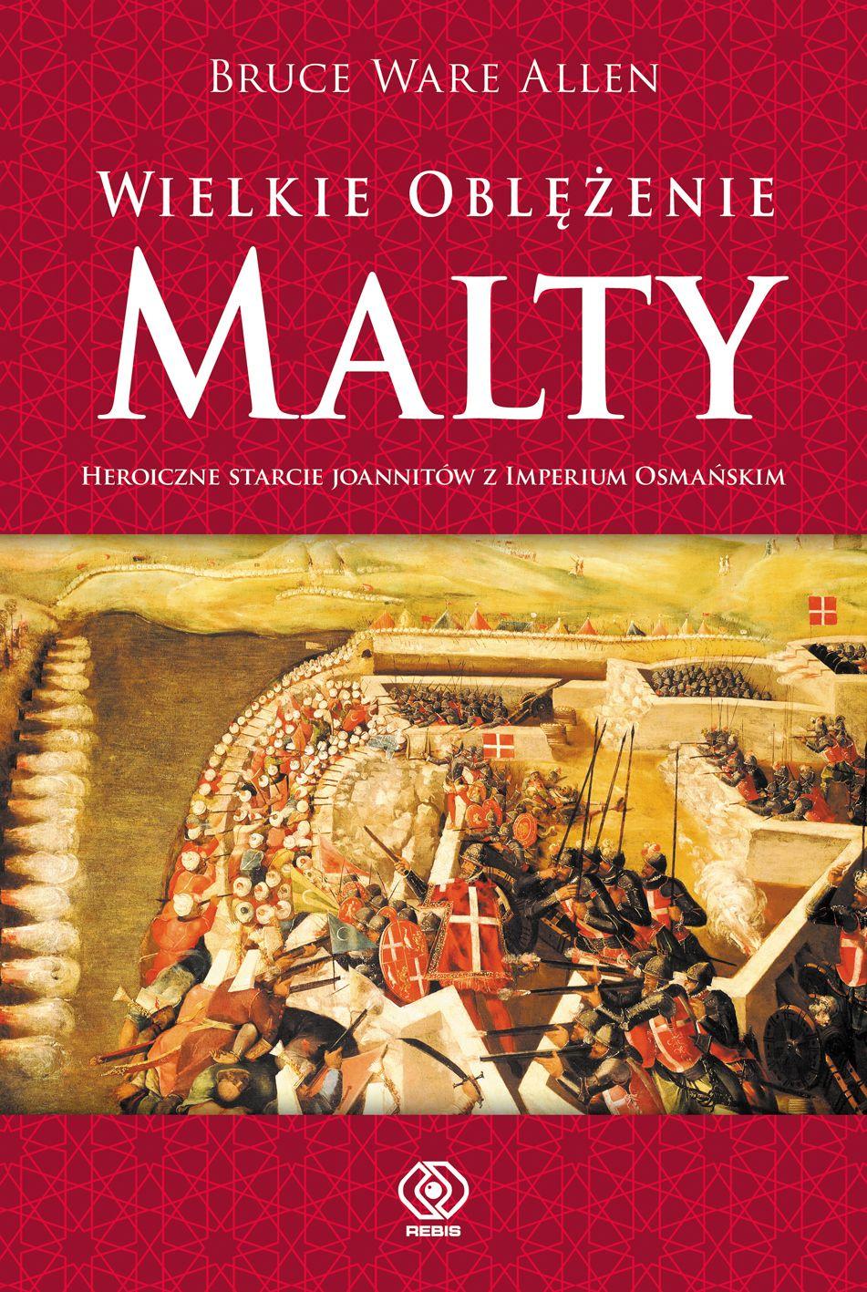 """Kup """"Wielkim Oblężeniu Malty"""" z rabatem na empik.com"""