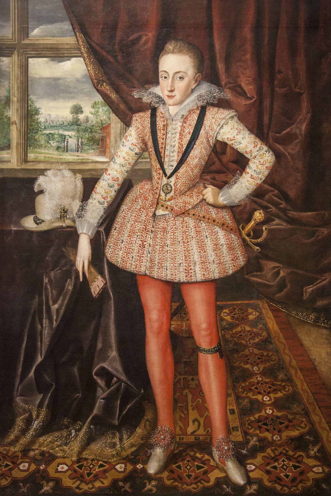 Tyfus zabijał nie tylko biednych Jej ofiarą padł książę Henryk Fryderyk Stuart, następca tronu angielskiego.