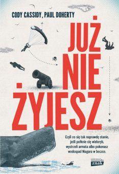 """Artykuł stanowi fragment książki Cody'ego Cassidy i Paul'a Doherty """"Już nie żyjesz"""", wydanej nakładem wydawnictwa Znak Horyzont."""