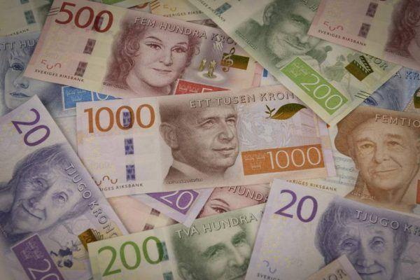 W wyniku napadu na sztokholmski skarbiec, Szwecja utraciła 39 milionów koron szwedzkich.