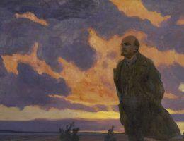 Lenin nieustraszony pogromca burżujów czy tchórz i filister?