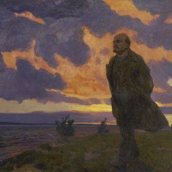 Lenin - nieustraszony pogromca burżujów czy tchórz i filister?