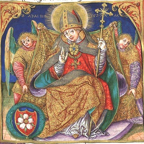 Święty Wojciech (fot. domena publiczna)
