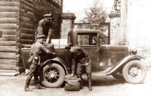 Gola i Metzger współpracowali z NKWD, wydając w ręce Sowietów wielu polskich oficerów.