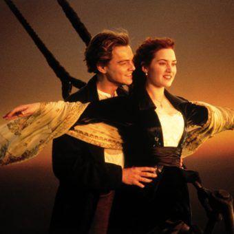"""Historię Titanica znają wszyscy. Jaki los czekałby Cię gdybyś był jednym z jego pasażerów? Na zdjęciu kadr z filmu """"Titanic"""" (reż. J. Cameron, 1977)."""