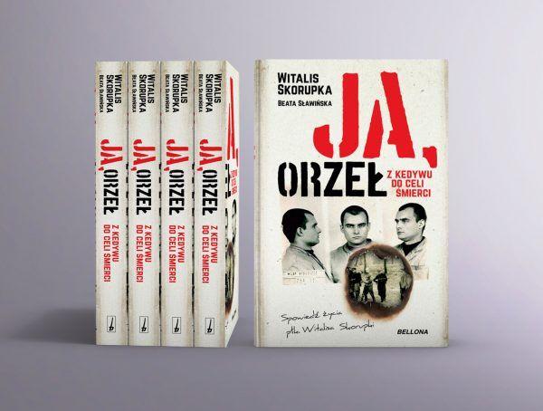 """Artykuł powstał w oparciu o książkę Witalisa Skorupki i Beaty Sławińskiej """"Ja, Orzeł. Z Kedywu do celi śmierci"""", wydanej nakładem wydawnictwa Bellona."""