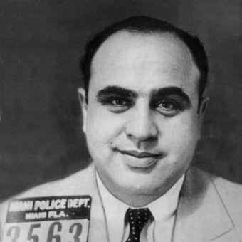 Al Capone (fot. domena publiczna)