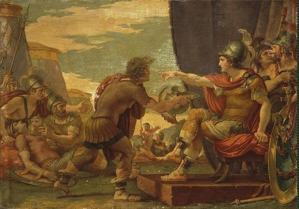 Aleksander Wielki (fot. domena publiczna)