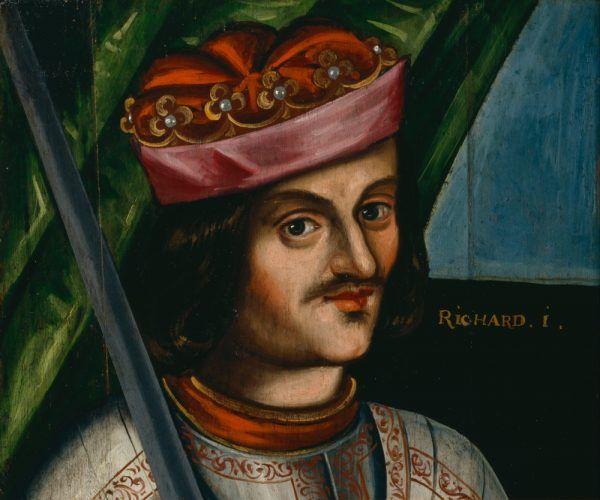 Ryszarda Lwie Serce zabiła strzała. Łucznik wprawdzie chybił celu, ale rana i tak okazała się śmiertelna...