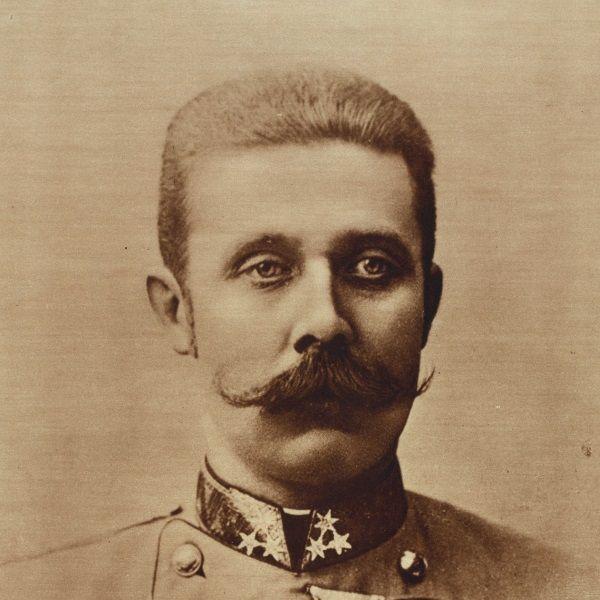 Franciszek Ferdynand Habsburg (fot. domena publiczna)