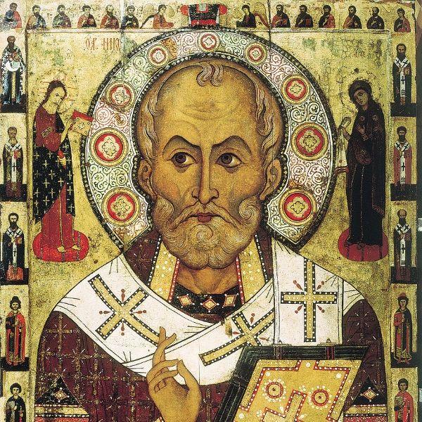 Mikołaj z Miry (fot. domena publiczna)