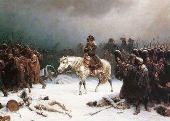 Wychłodzeniu uległo wielu żołnierzy Napoleona w czasie odwrotu z Rosji w 1812 roku. Ich los podzielili pasażerowie Titanica.