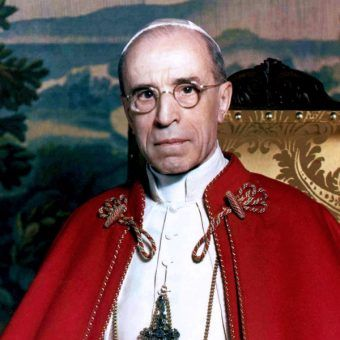 Pius XII (fot. domena publiczna)
