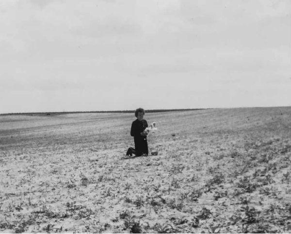 Po rodzinnej wsi Rozalii Wielosz nie pozostał nawet ślad (fot. materiały prasowe wydawnictwa Znak Horyzont)