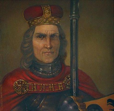 XIX-wieczna podobizna Henryka Żelaznego
