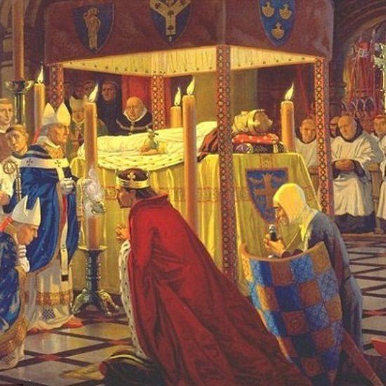 Nawet monarcha może zginąć w wyniku żenującego przypadku. Tak samo było między innymi w przypadku Henryka I Beauclerka. Jak zginął?