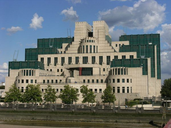 Wywiad brytyjski MI6, przygotowując operację przejęcia złota, wyjątkowo się nie popisał.