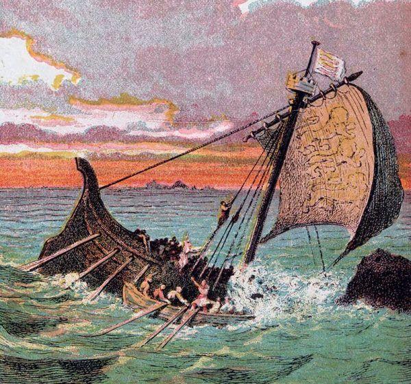 """Na pokładzie """"Białego Statku"""" znalazł się między innymi syn króla Anglii, Wilhelm Adelin."""