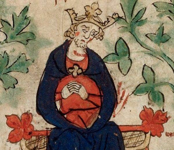 Król Henryk I miał tylko jednego syna z prawego łoża.