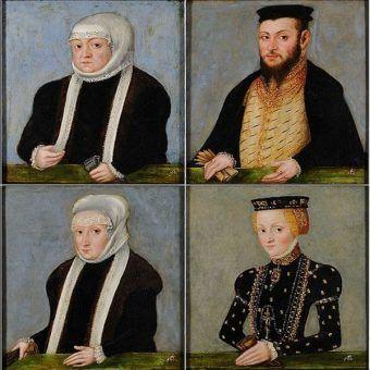 Gwarancją ciągłości dynastii było liczne potomstwo. Nie zawsze jednak dzieci uznawane były prawowicie przez swych ojców-władców, którzy często robili skoki w bok.