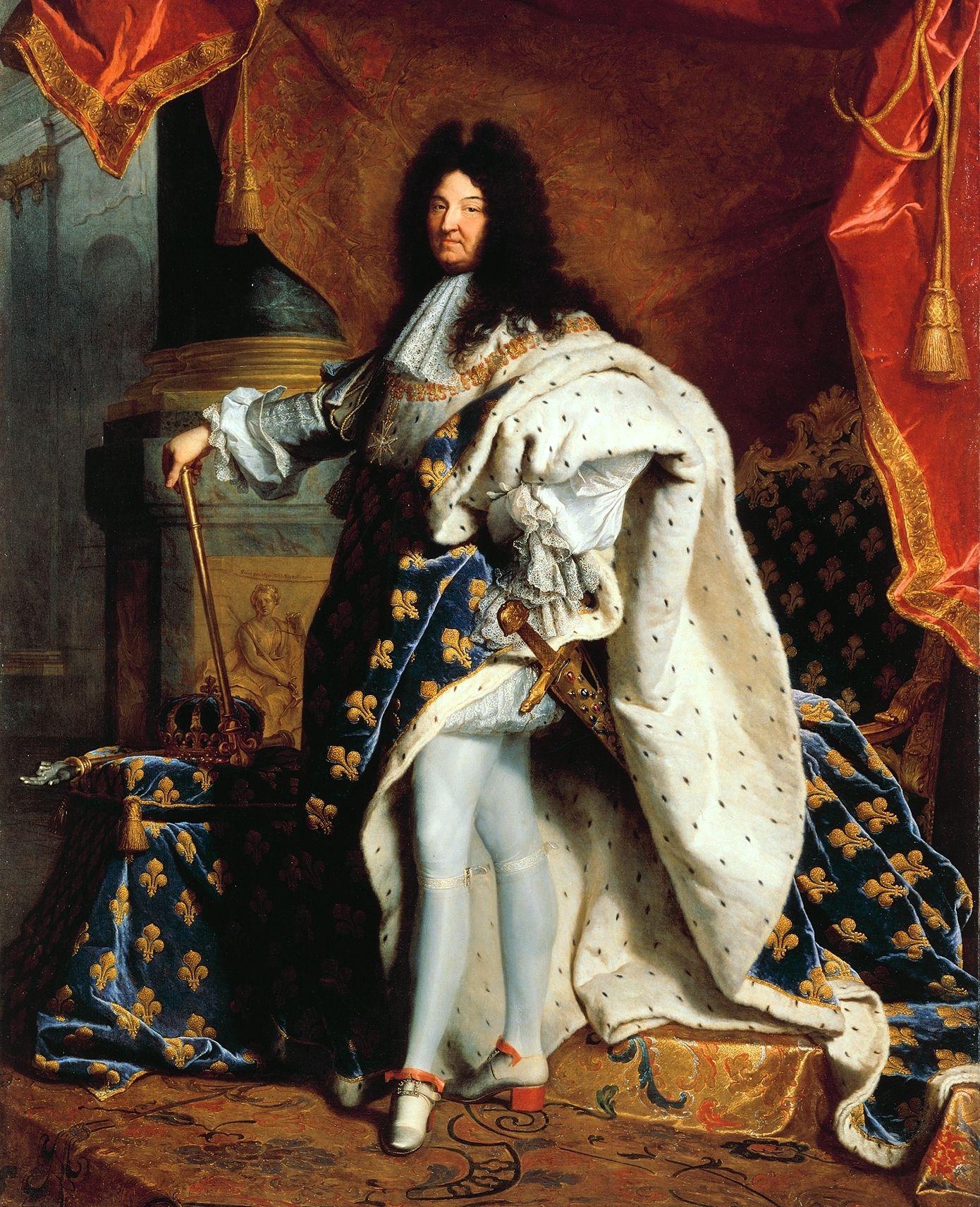 Ludwik XIV nie szczędził grosza, aby przeciągnąć na Polaków swoją stronę.