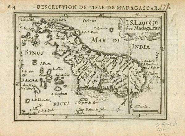 Madagaskar jeszcze w XVIII wieku był dla większości Europejczyków ziemią nieznaną.
