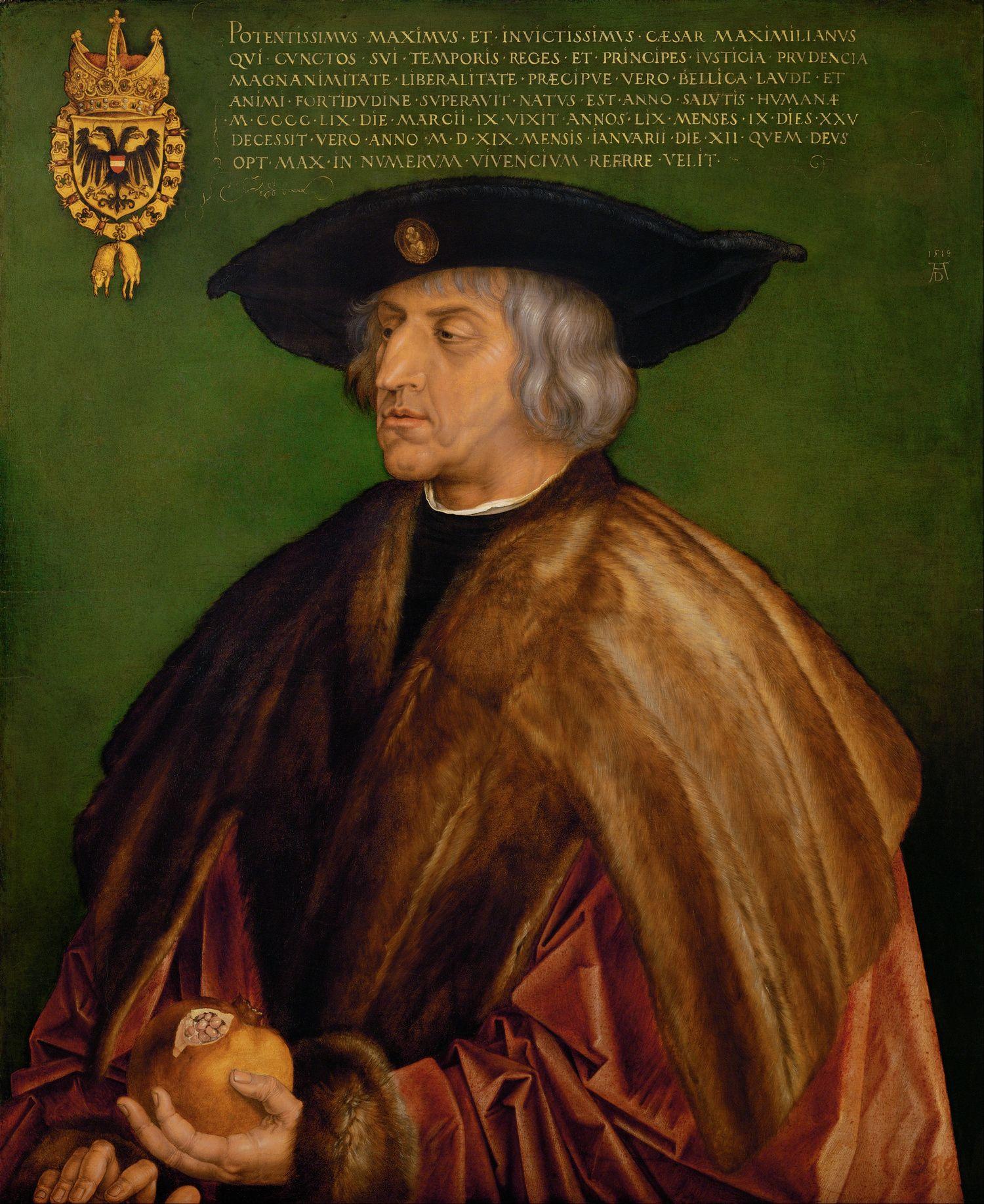 Izabela była w stanie owinąć sobie wokół palca nawet cesarza Maksymiliana I.