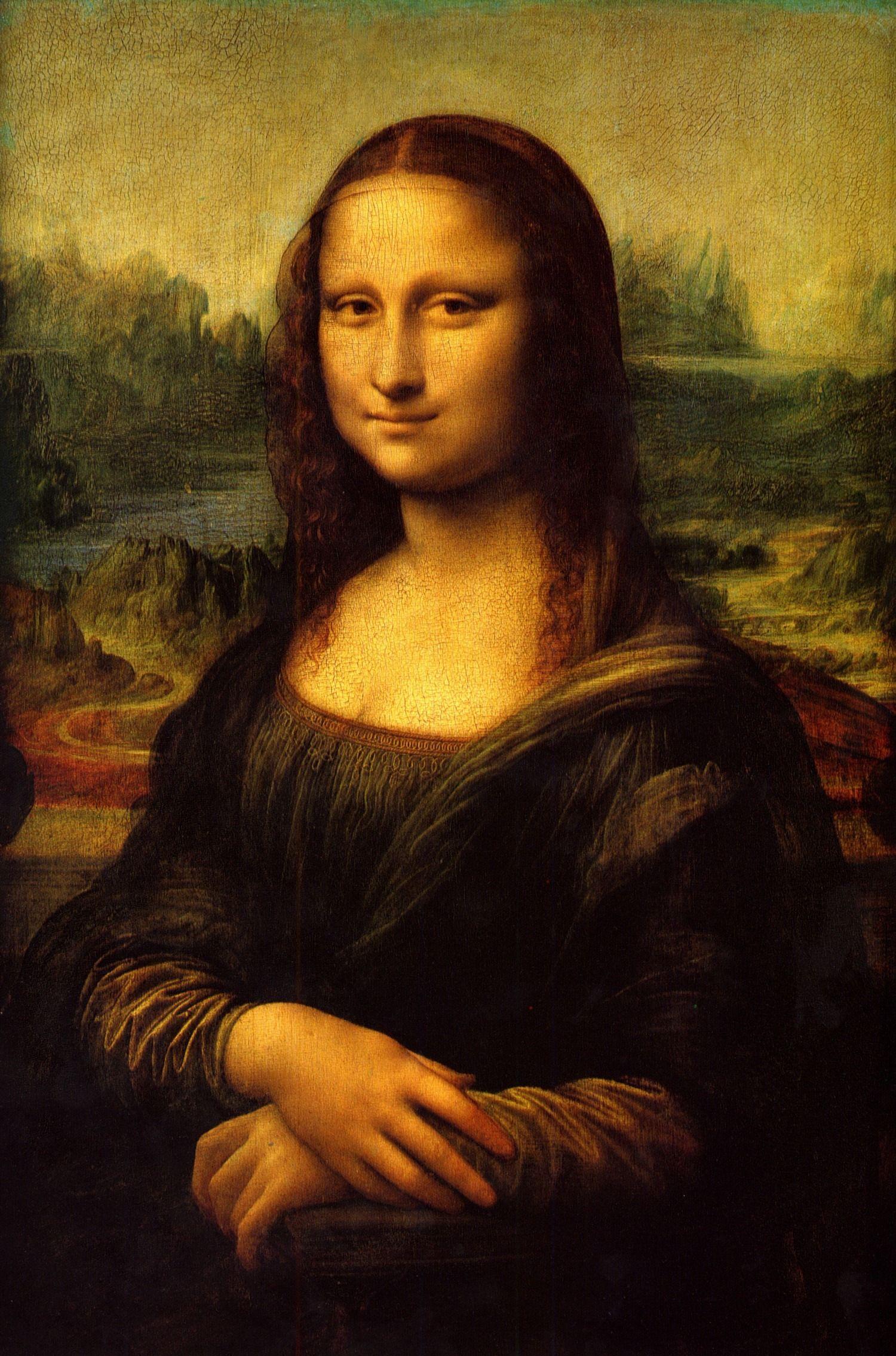 Według niektórych słynna Mona Lisa to nie kto inny jak Izabel, która miała mieć romans z Leonardem.