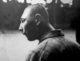 """Przywódcy III Rzeszy uważali, że """"niegodni życia"""" były między innymi osoby z problemami psychicznymi. Na zdjęciu pacjent jednego z niemieckich zakładów psychiatrycznych."""