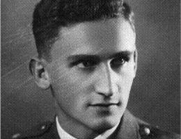 Tadeusz Kotz na przedwojenym portrecie.