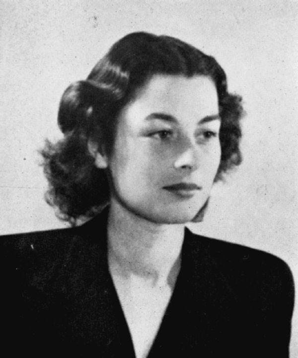 Violette Szabó (fot. materiały prasowe wdawnictwa Fronda)