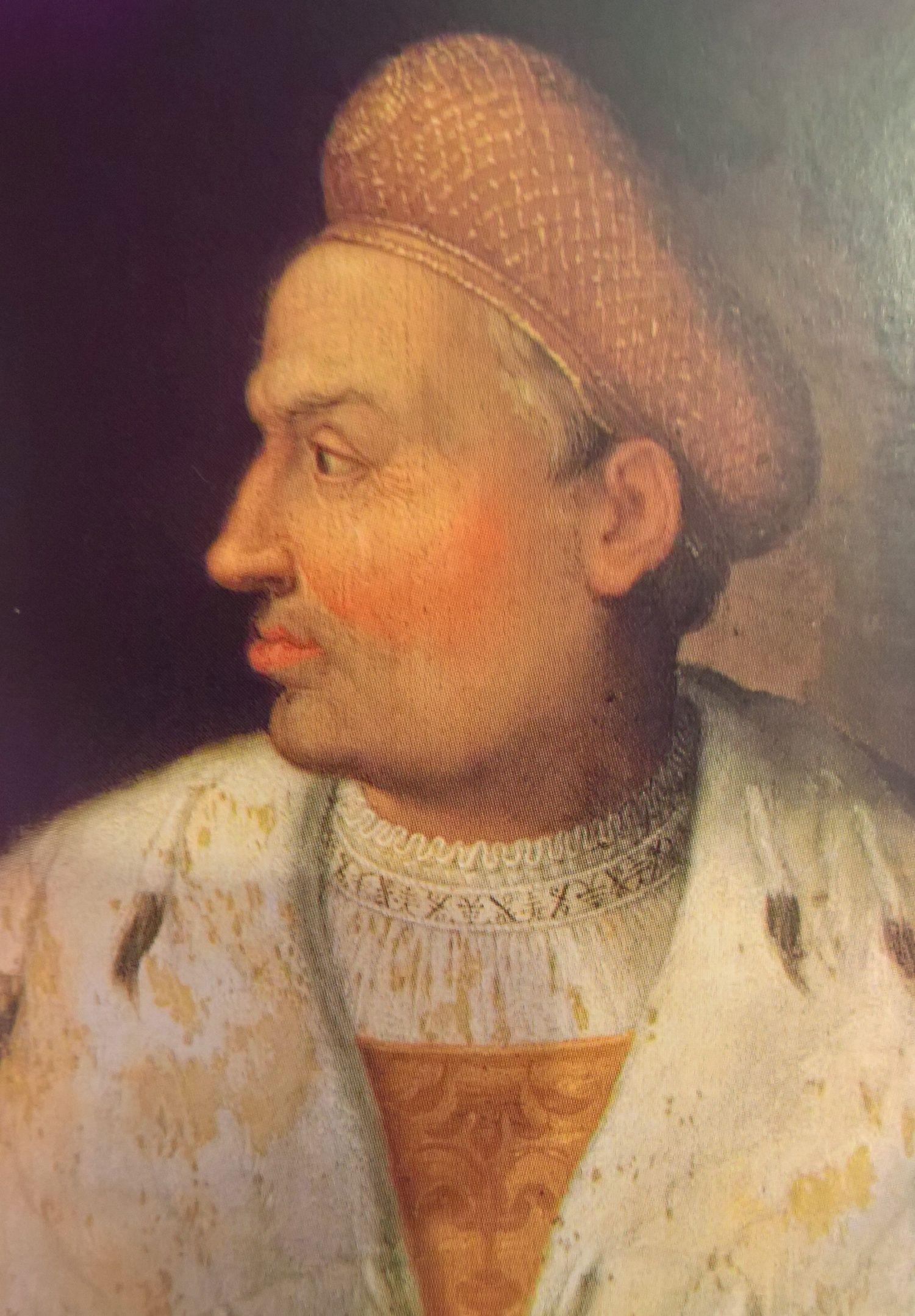Król Zygmunt I Stary przed koronacją żył w związku z mieszczanką Katarzyną Telniczanką, z którą miał trójkę dzieci.