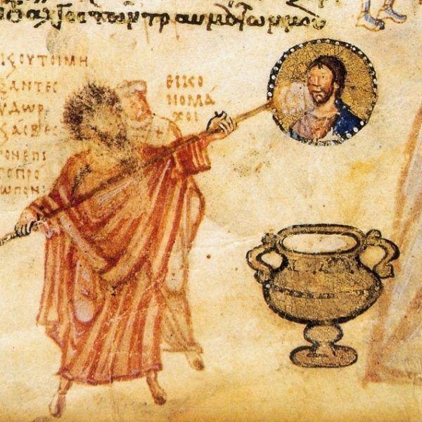 Spór o przedstawianie wizerunku Boga bądź osób mających charyzmat świętości był obecny w różnych religiach świata. Problem ten nie ominął także chrześcijan, co stało się źródłem wielowiekowego sporu o ikonoklazm.