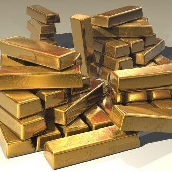W momencie wybuchu wojny na terenie Polski znajdowały się rezerwy złota o wadze 79 ton.