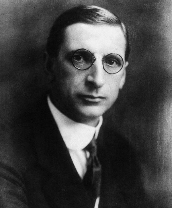 Irlandzki przywódca Éamon de Valera, który zdelegalizował IRA (fot. domena publiczna)