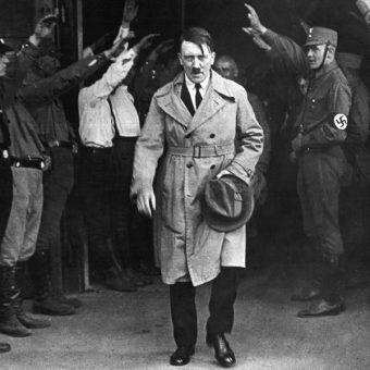Adolf Hitler (fot. Recuerdos de Pandora, lic. CC BY SA 2.0 G)