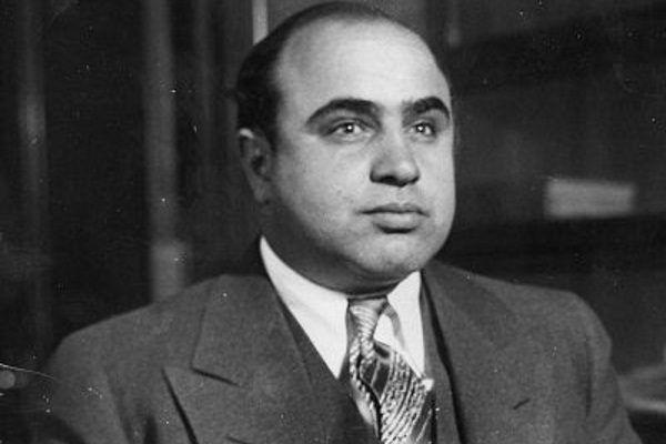 Al Capone zapisał się w historii jako znany mafioso na całym świecie.