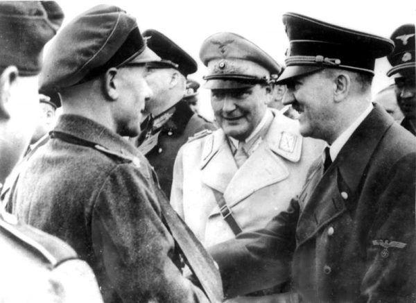 Hitler miał możliwość ucieczki. Ale czy naprawdę chciałby z niej skorzystać?