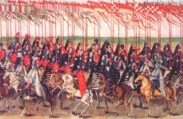Fragment tak zwanej rolki sztokholmskiej, która jako jeden z niewielu poloników zarabowanych przez Szwedów wróciła nad Wisłę.
